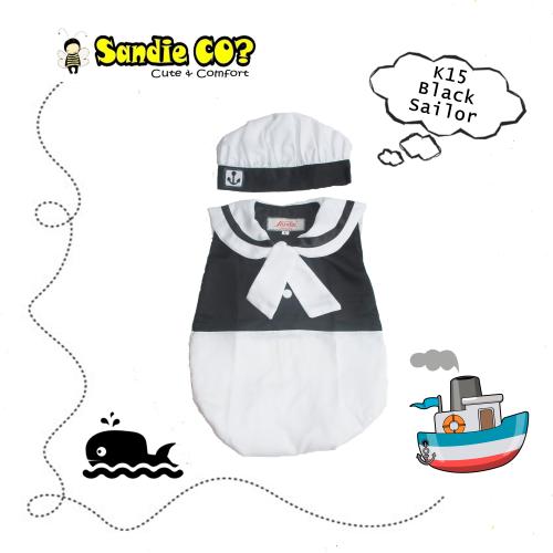 harga Baju Bayi Jumper Karakter Profesi Stelan Kostum Sailor Pelaut Blanja.com