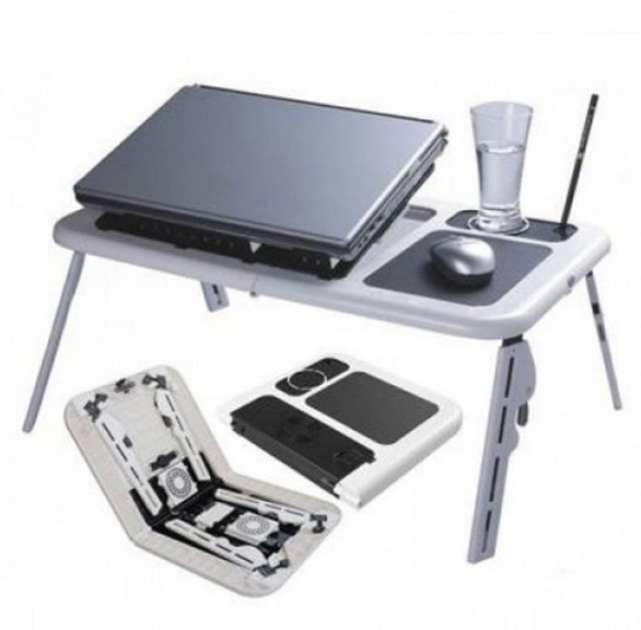 HPR151 - Meja Belajar Lipat Meja Laptop Portable komputer E Table