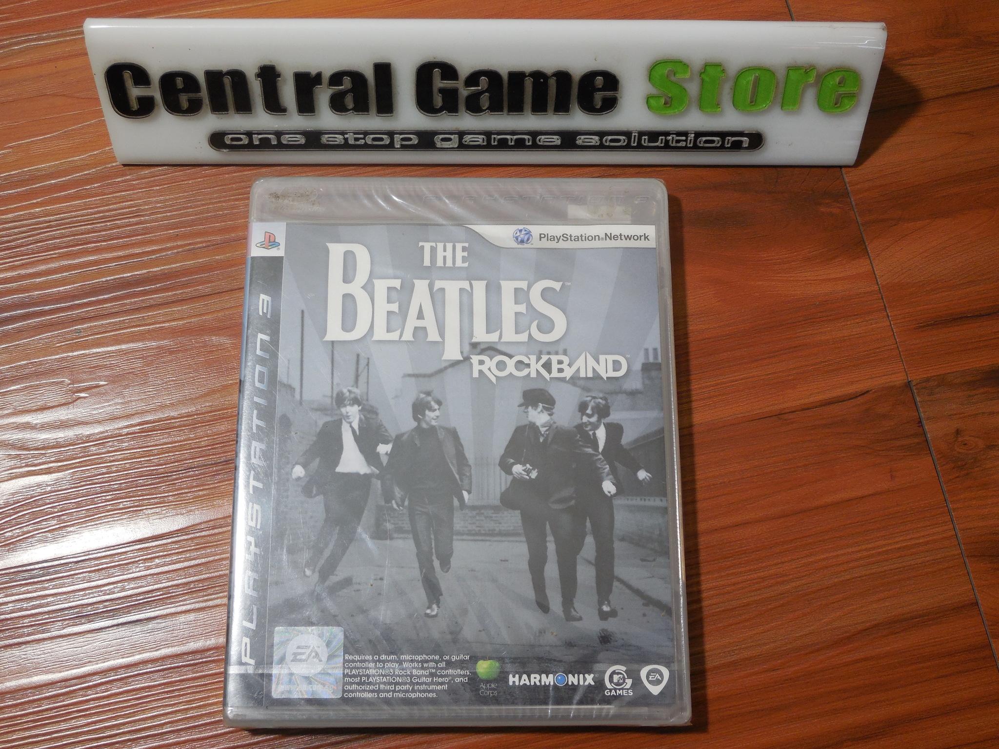 Jual PS3 The Beatles : Rock Band - Kab  Banyumas