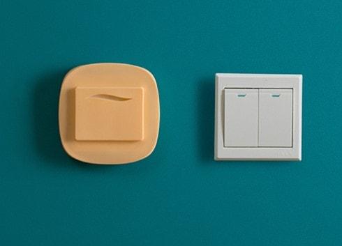KHM239 - Pelindung Saklar cover saklar lampu Silikon / Switch Cover
