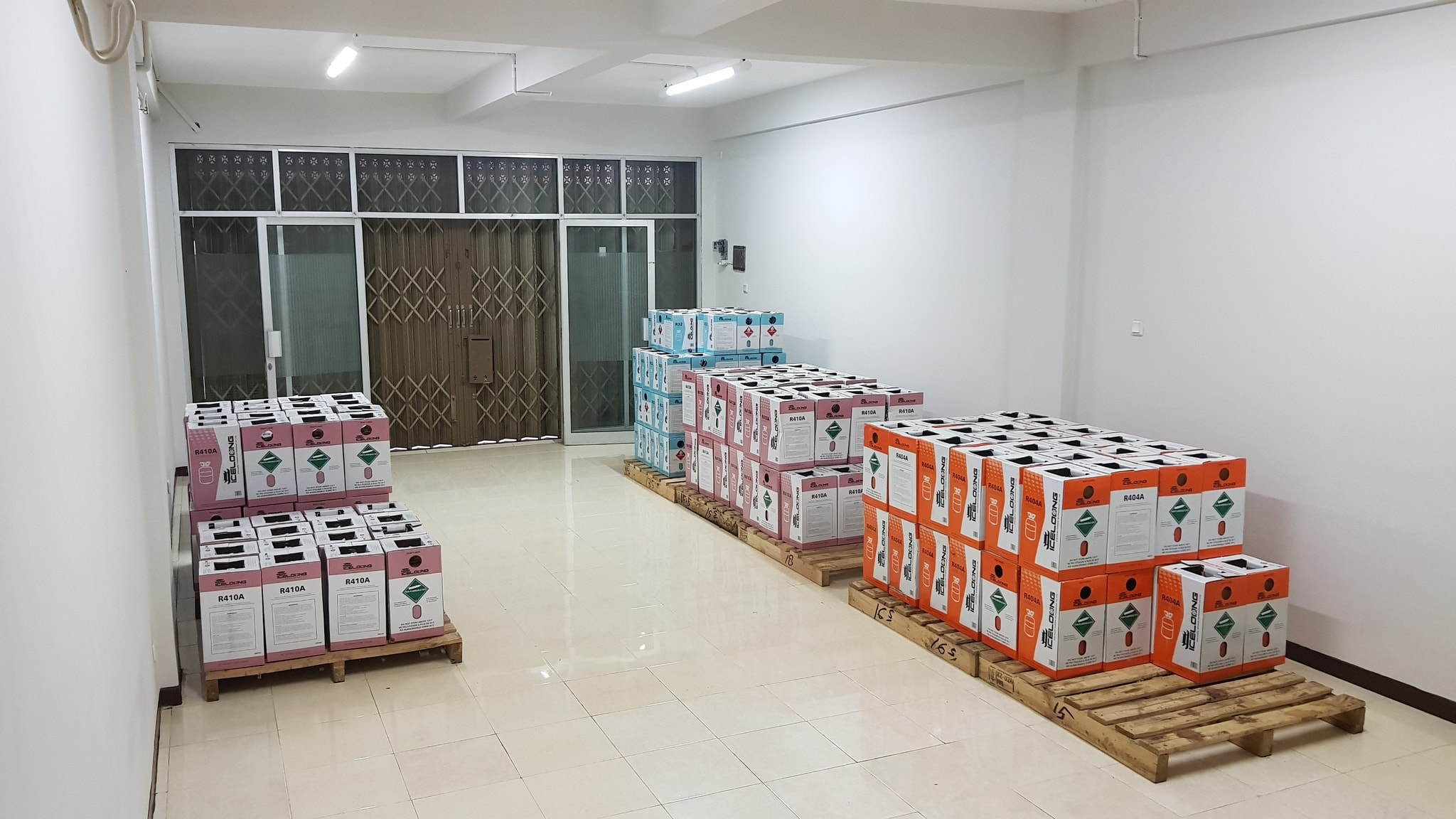 Freon R410a Ice Loong Refrigerant Blanja