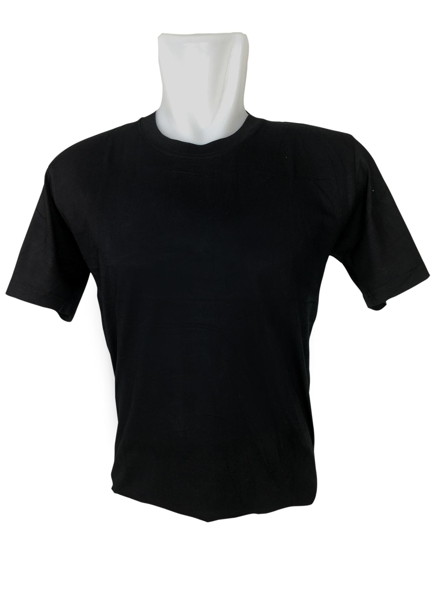 Jual Baju Kaos Polos Oblong Lengan Pendek Ring Spun Cotton 180gsm 26 Basic