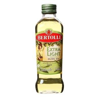 harga Bertolli 100% Extra Light Tasting Olive Oil - 250 Ml Blanja.com