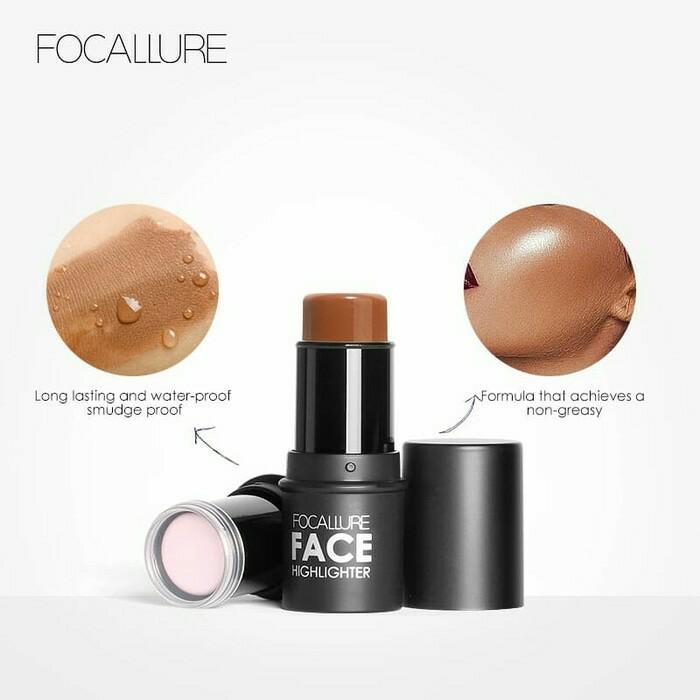 ... Focallure Face Makeup - Highlighter Glow & Contour Stick Focallure - Blanja.com ...