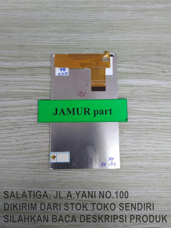 Jual Lcd Evercoss A54 Jamur Part Tokopedia A54b 512mb Hitam Free Powerbank Evercoss5 Update