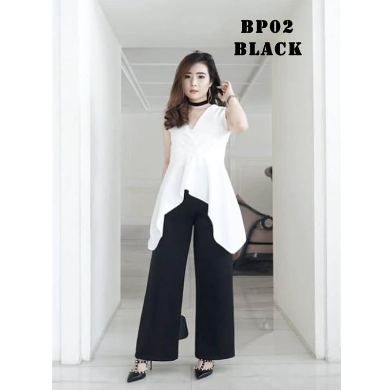 Long Cullote Pants - Blanja.com