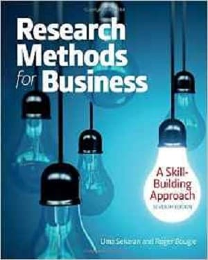 [ORIGINAL] Research Methods for Business 7e - Sekaran