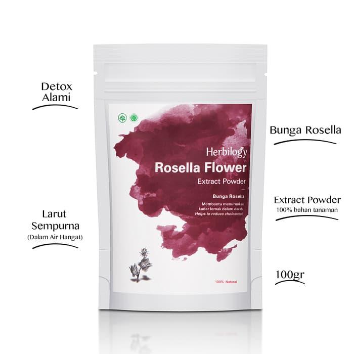 HERBILOGY Rosella Extract Powder - Blanja.com