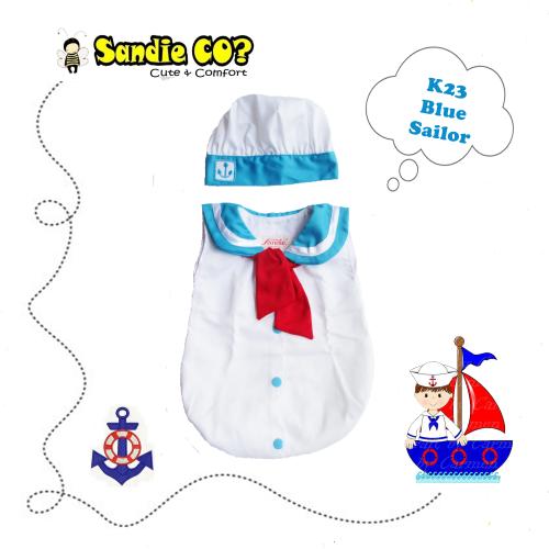 harga Baju Bayi Jumper Karakter Profesi Stelan Kostum Topi Lucu Sailor Blanja.com