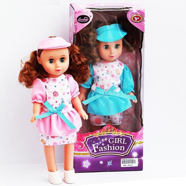 Jual Boneka Lucu Fashion Girl Hx328  c25b7607a9