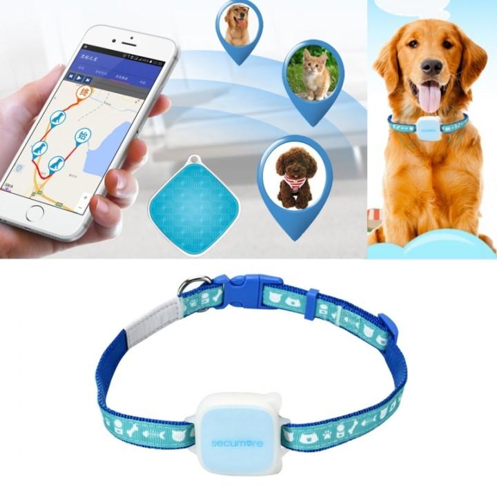harga G02 Gps Monitor Tracker Pet Gsm Gprs Tracking Device Collar Blanja.com