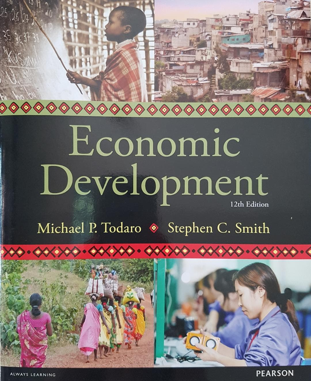 [ORIGINAL] Economic Development 12e - Michael P.Todaro
