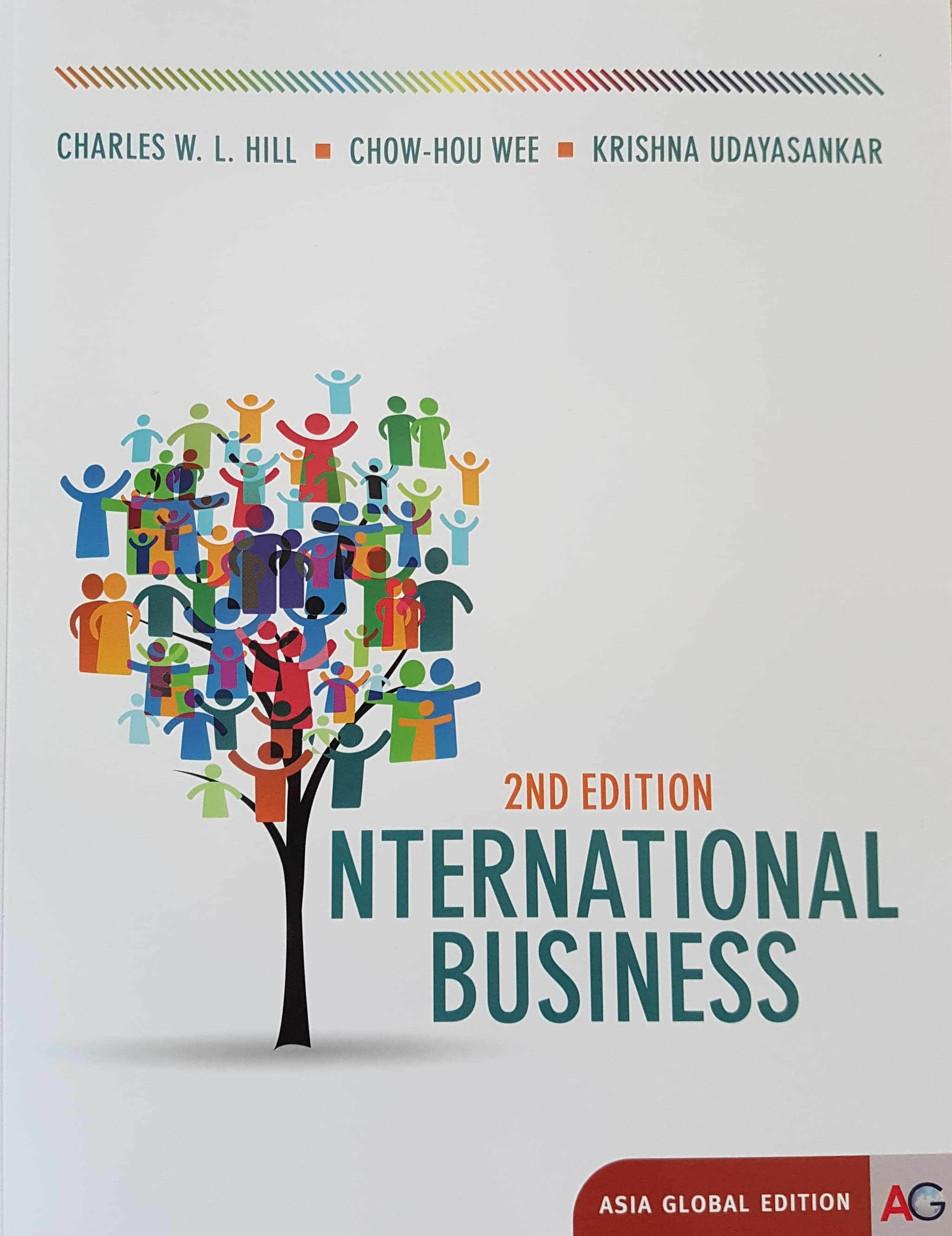 [ORIGINAL] International Business Asia 2e - Charler W. Hill