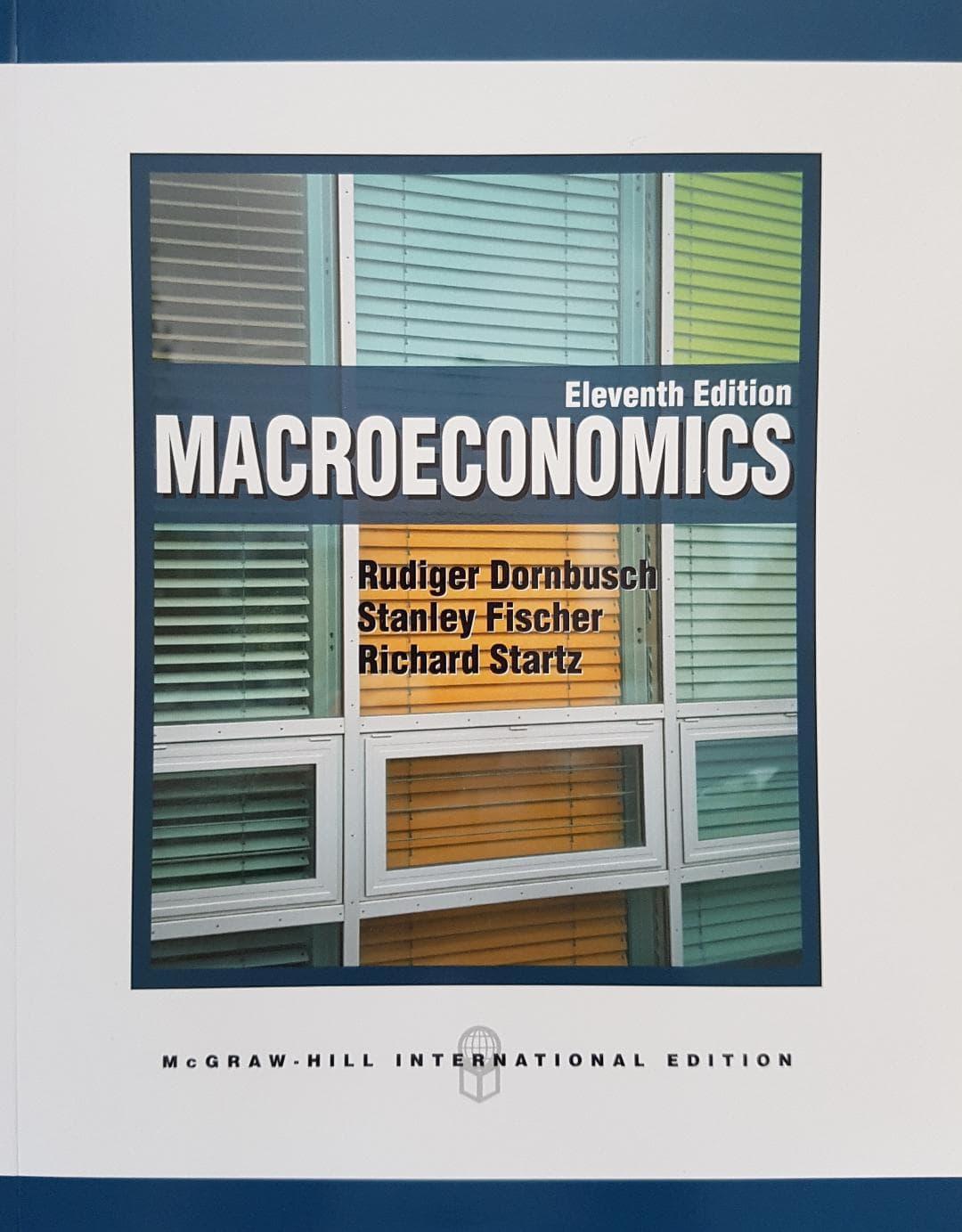 [ORIGINAL] Macroeconomics 11e - Rudiger Dornbusch