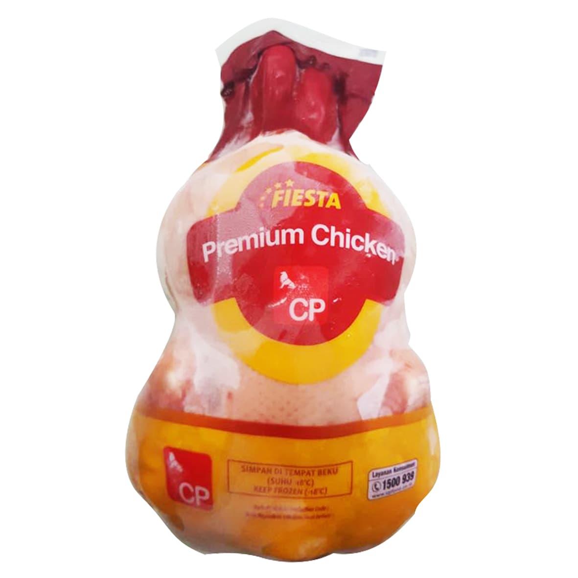 Fiesta Paket Ayam Premium 0.9 - 1.0 Kg (3 Pcs) - Blanja.com