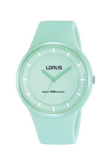 Lorus Girl RRX31FX9 Sport Jam Tangan Anak Cewek Light Mint Hijau Tosca
