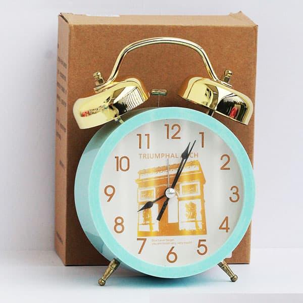 Jam Alarm Clock Mt329