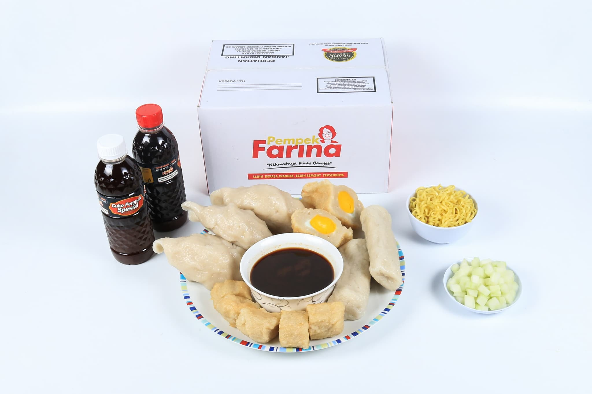 Pempek Farina Paket A6  - Blanja.com