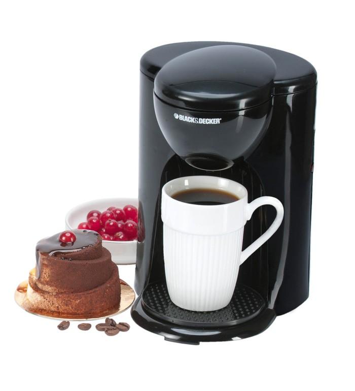 Coffee Maker Black+Decker Black Decker 1 cup DCM25 - Blanja.com