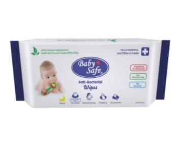 Babysafe Wipe (Tisu Basah) - Blanja.com