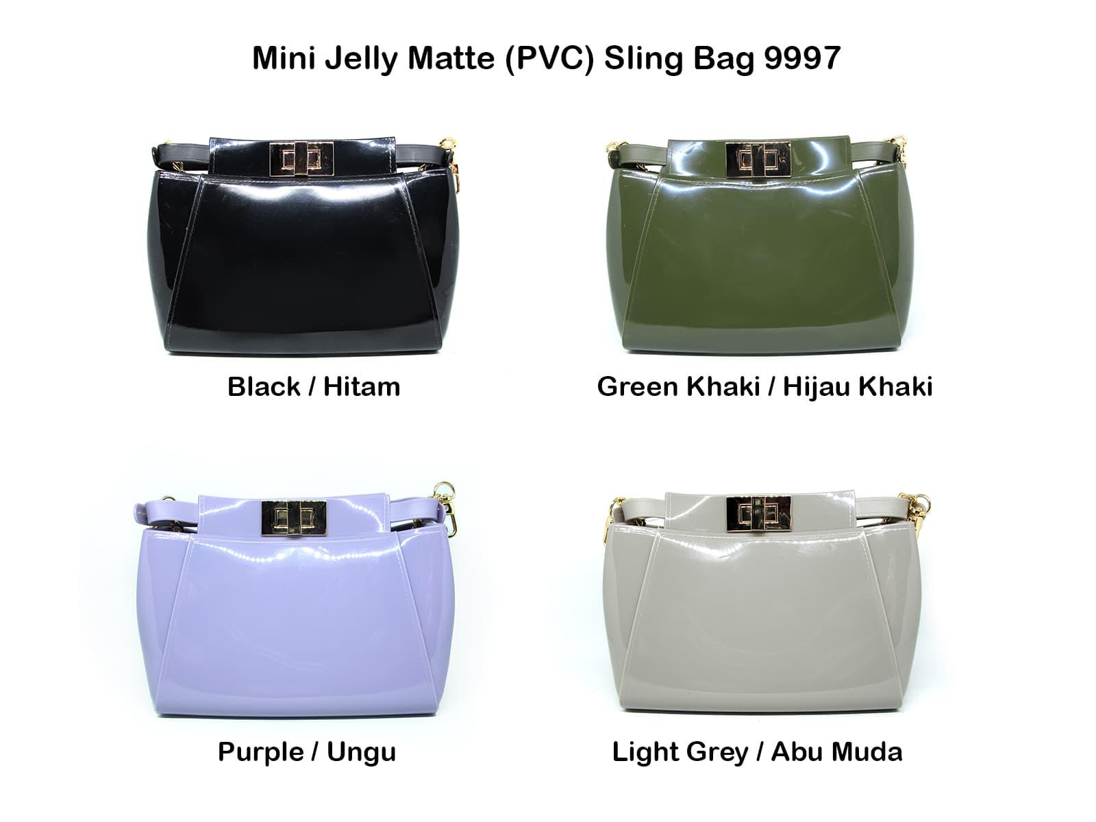 Jm9997 Tas Jelly Matte Mini 18 Cm Selempang Sling Wanita Import - Blanja .