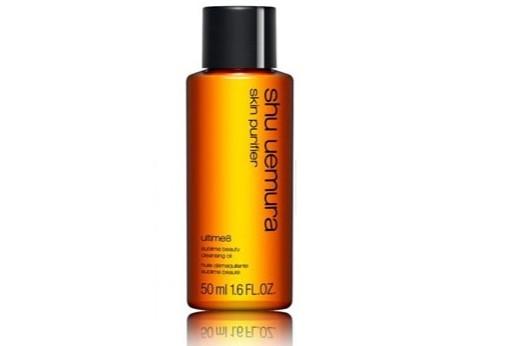 Shu Uemura Ultime8 Skin Purifier Cleansing Oil 50ml Travel Size Ori - Blanja.com