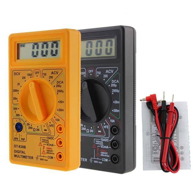 Multimeter Digital Multitester 830B