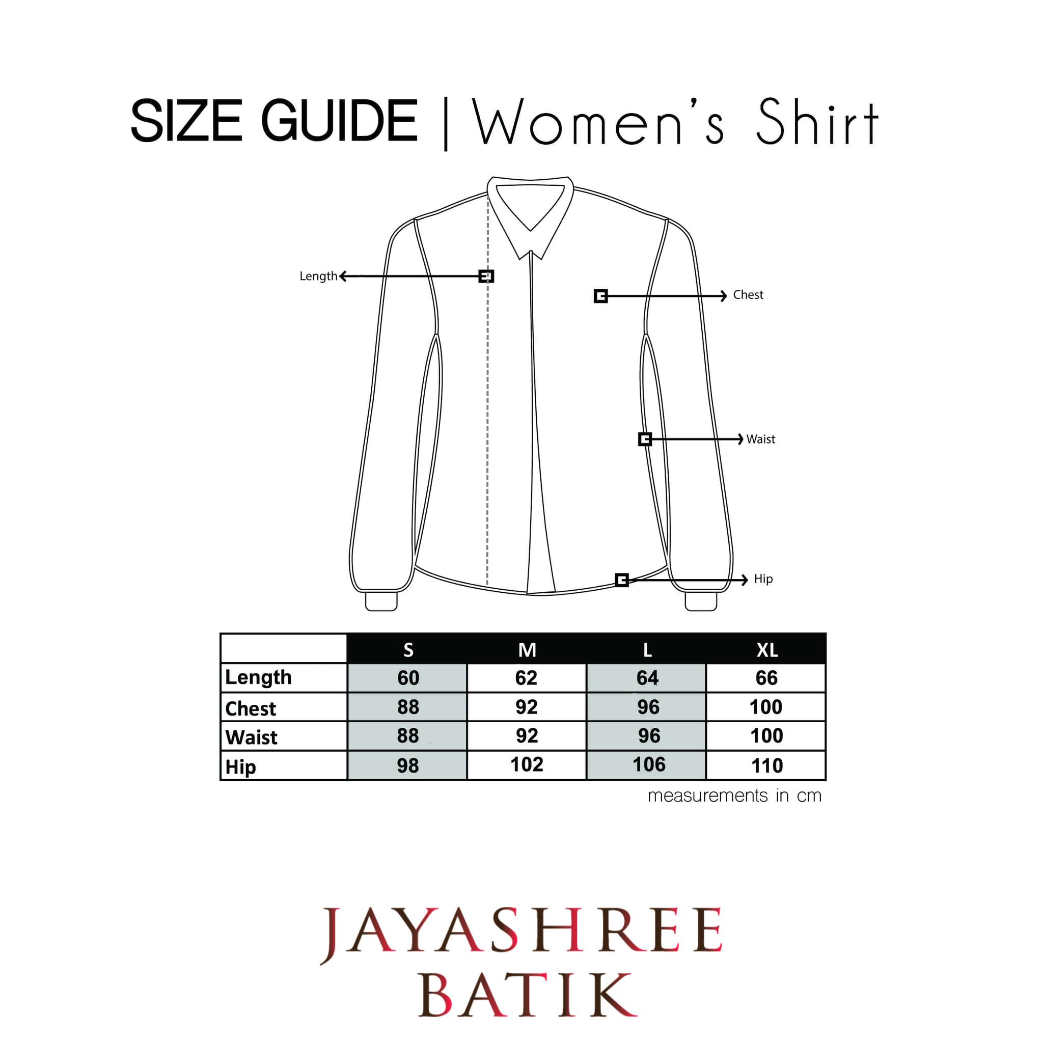 Jayashree Batik Kemeja Kama Black Slimfit Short Sleeve Pria Update Rafa Hitam S Blouse Davendra Khaki Red Shortsleeve Wanita Blanjacom