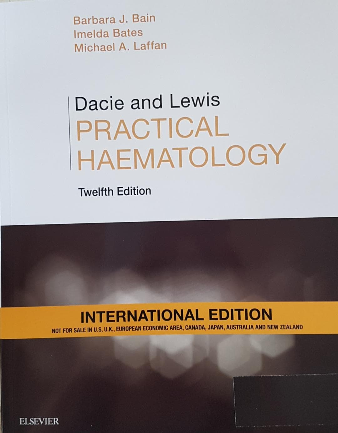[ORIGINAL] Dacie and Lewis Practical Haematology 12e - Barbara J.Bain