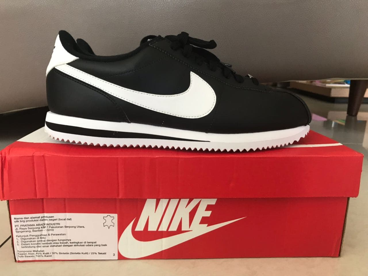 new style 79799 62319 france jual sepatu nike cortez second 33949 814bf