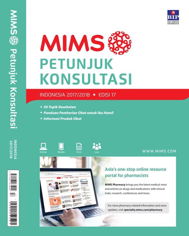 harga Mims Petunjuk Konsultasi Edisi 17 Tahun 2017/2018 Blanja.com