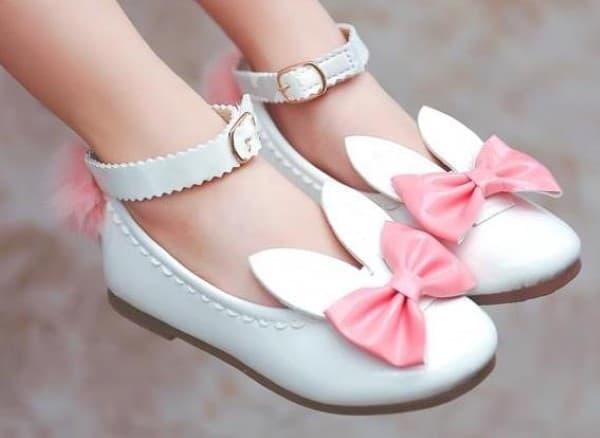 Sepatu Pita 2 White SKU#31372 - Blanja.com