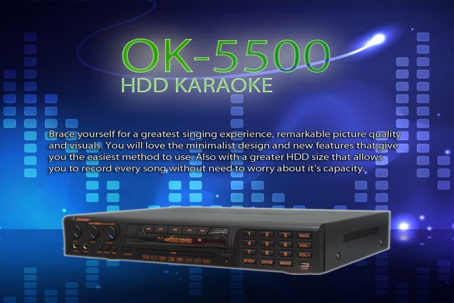 Bless Audio - Geisler Karaoke ok 5500 + Hdd 2 tera - Blanja.com