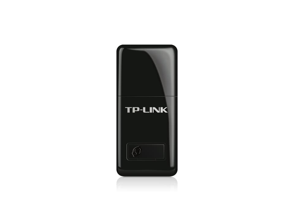 TP-LINK USB Wifi 300Mbps Wireless N NANO USB Adapter TL-WN823N