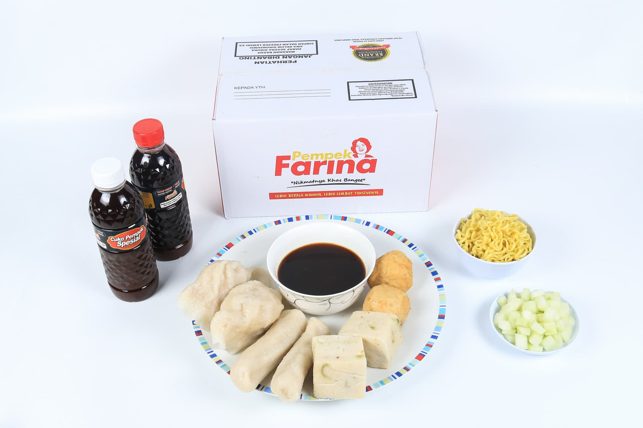 Pempek Farina Paket A2 - Blanja.com