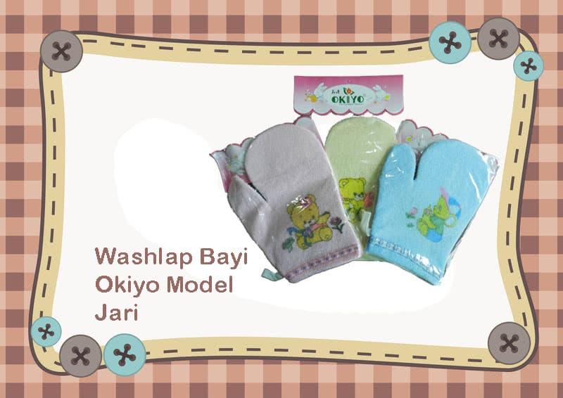 Waslap / Washlap Okiyo Model Jari - Blanja.com