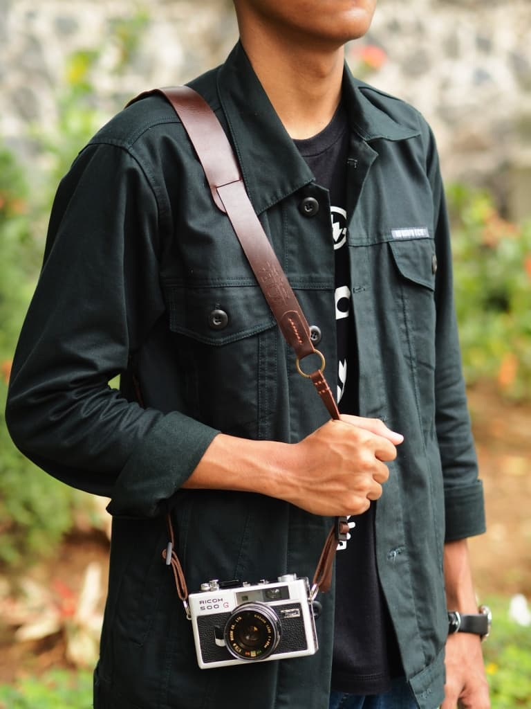 Neck Strap Camera / Strap Camera Mirrorless / Tali Kamera - Blanja.com