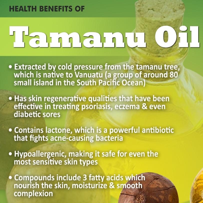 Organic Tamanu Oil 10ml Natural Oil Carrier Oil thumbnail