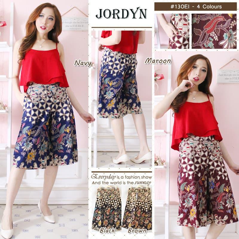 Celana Rok Kulot Batik Fashion 37 Bawahan Batik Wanita - Smart4K ... 94de09e08e