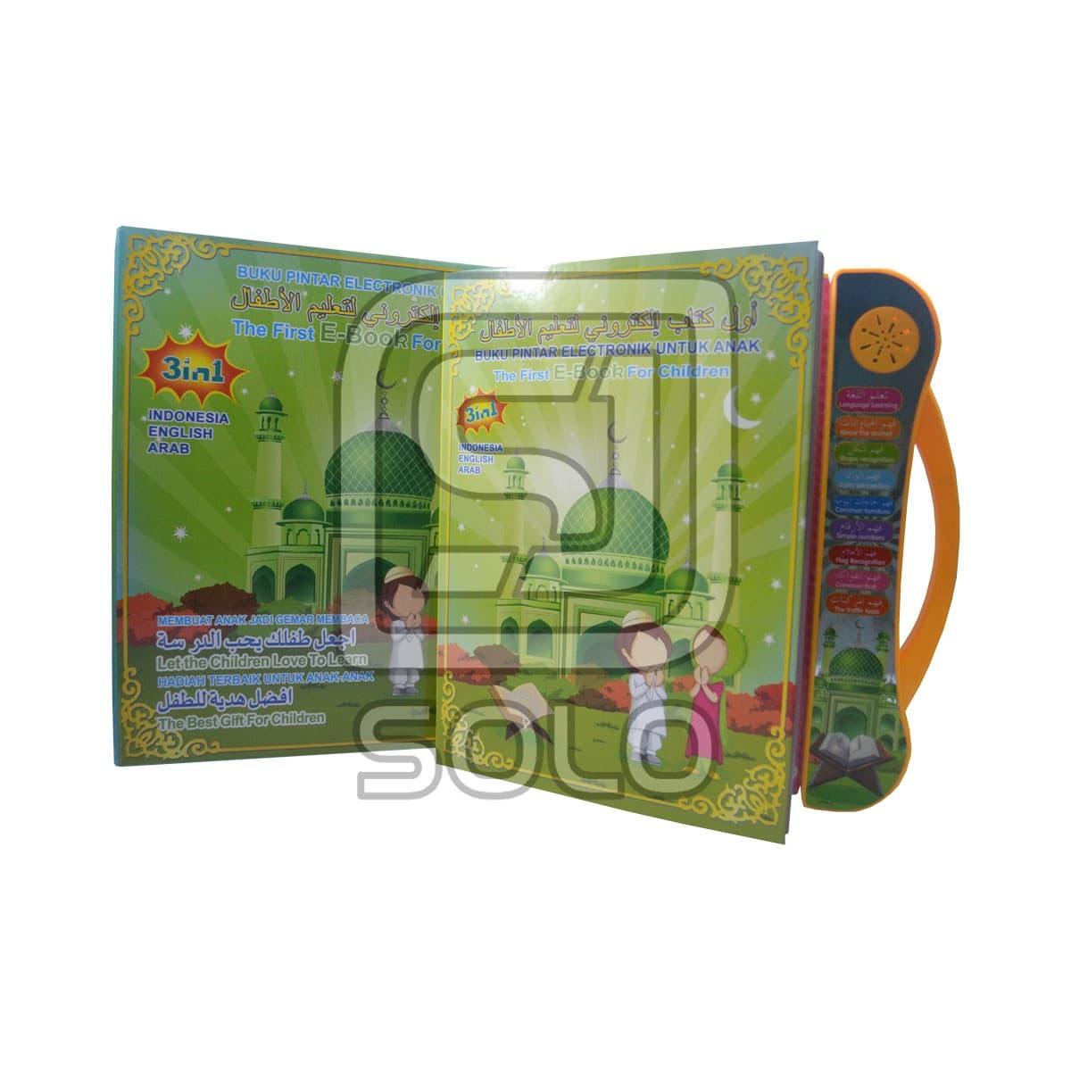 Eigia LED E Book 2 Bahasa Indonesia & Inggris Mainan Edukasi 7L Pink. Cek Harga Baru My English E Book Mainan Anak Balita Edukasi Source · E Book 3 Bahasa ...