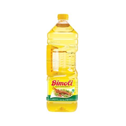 Bimoli Minyak Goreng 2 Liter Botol - Blanja.com