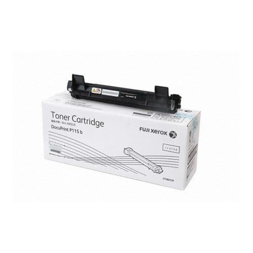 Fuji Xerox Black Toner [Ct202137]