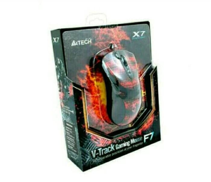 A4Tech X7-F7 V-Track Mouse Gaming Macro