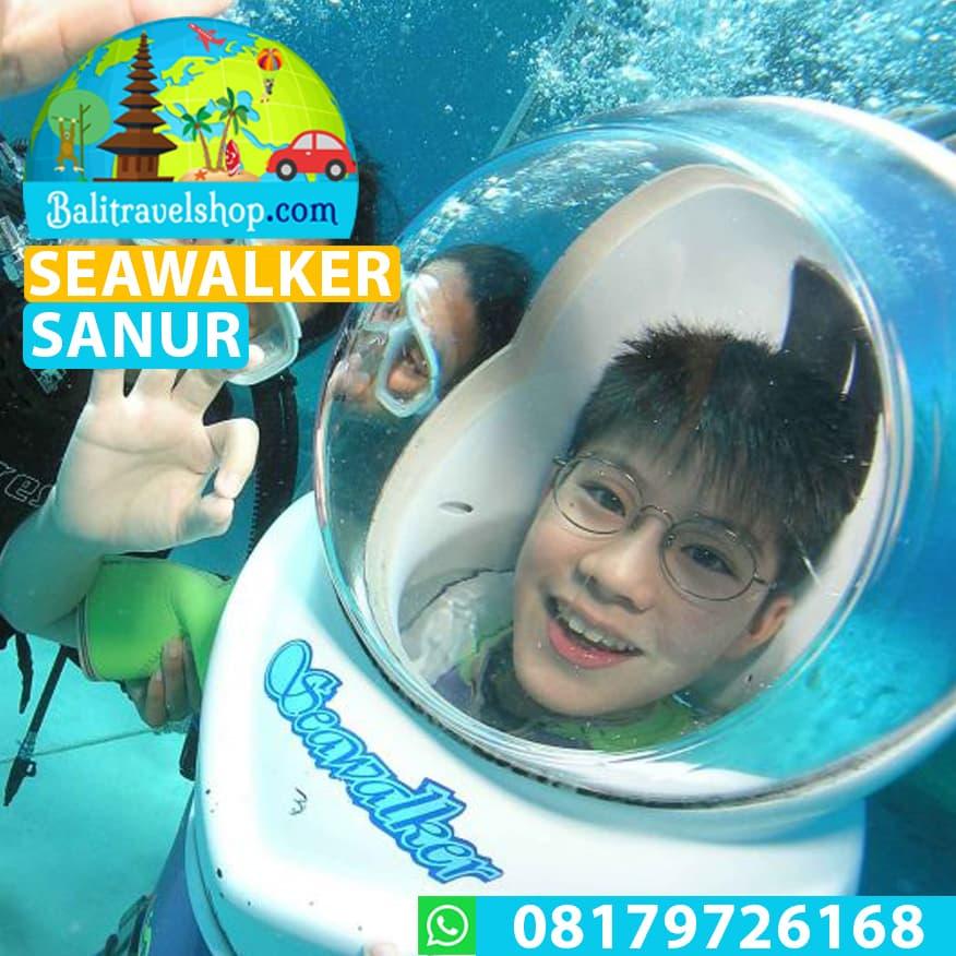 Voucher Seawalker / Sea Walker Sanur Bali - Blanja.com