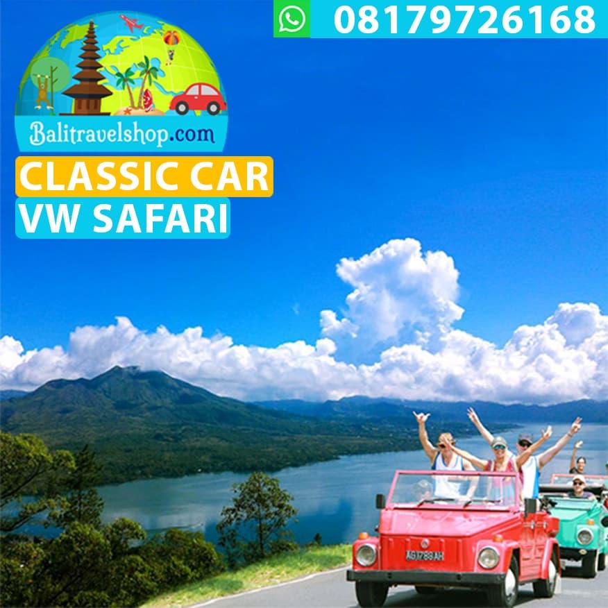 harga Voucher Rental Mobil Klasik Vw Safari Car Rental Bali Blanja.com