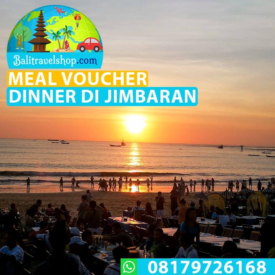 harga Voucher Makan Malam Romantis Seafood Di Jimbaran Bali Blanja.com
