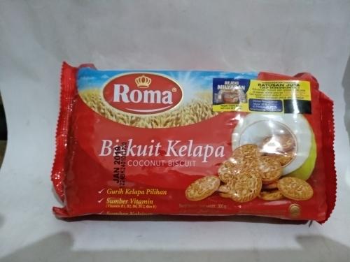 Jual Roma Biskuit Kelapa Toko Grosir Dinar Tokopedia