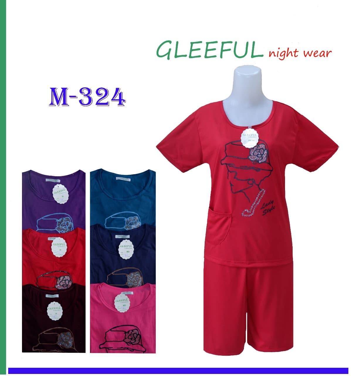 Fortune Fashion Piyama Cp Bee Blue Daftar Harga Terkini dan Source Baju Tidur .