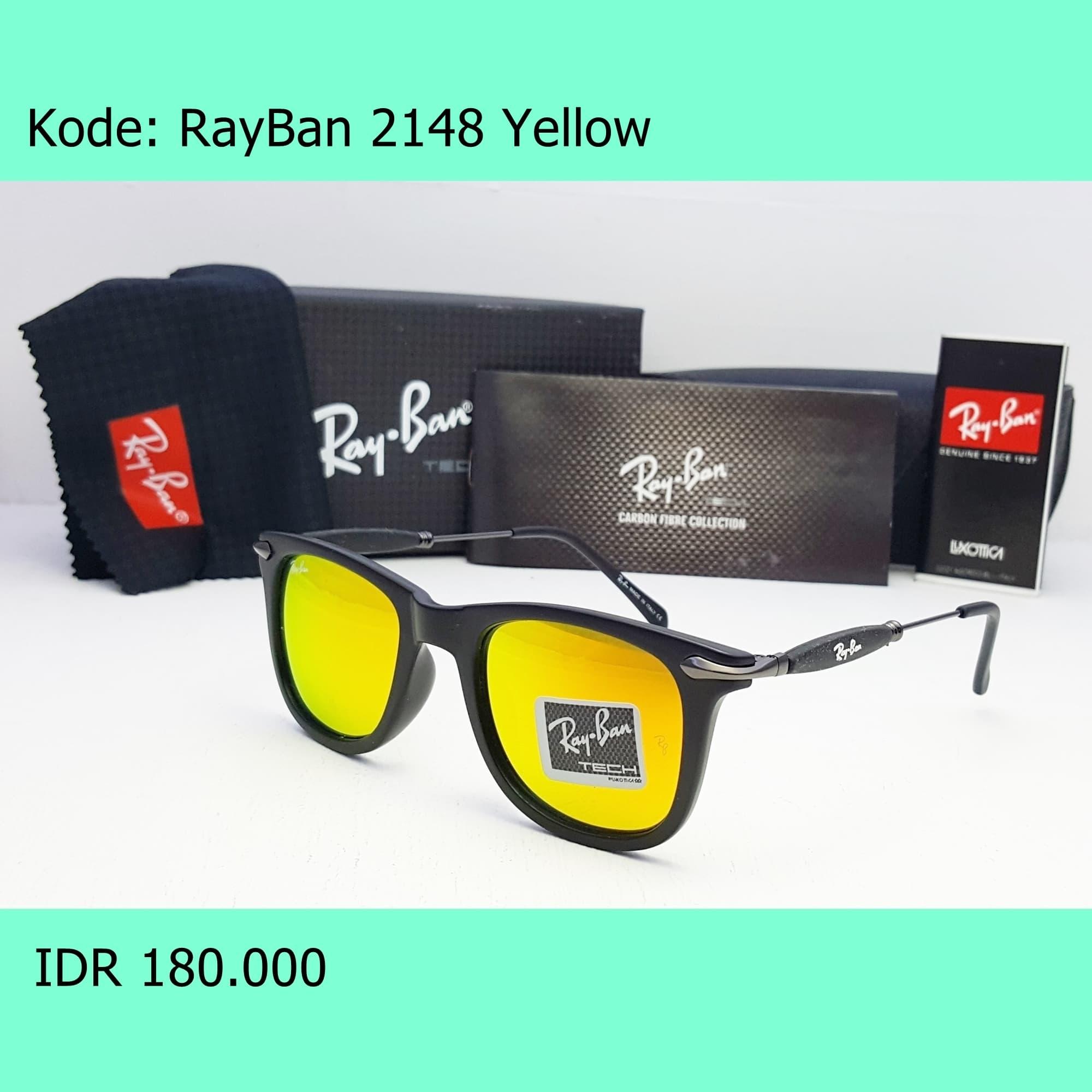 068cbf9b0b Jual Kacamata Sunglasses Mirror 2148 Rectangle Sport Fullset ...