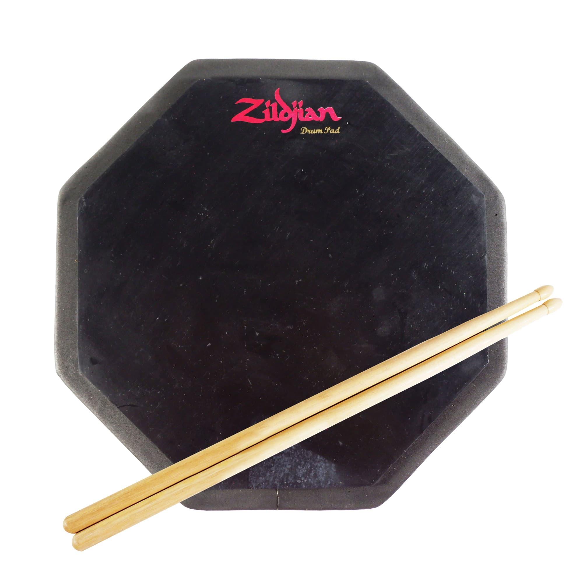 harga Drum Pad 10 Inch & Stick Drum (zildjian / Tama / Sonor) Blanja.com
